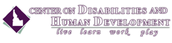 Center on Disabilites and Human Development Logo